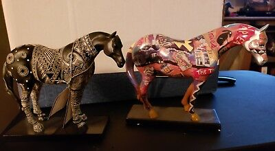 Trail of Painted Ponies Anasazi Spirit Horse and Route 66 Horse