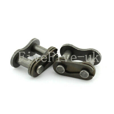 2 PCS 06C-1 Chain Connector 9.525mm Pitch for #35 Roller sprocket Chain