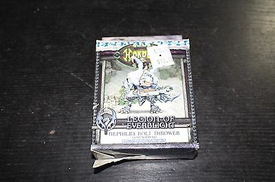 Hordes Legion of Everblight Nephilim Bolt Thrower Box (PIP 73072)