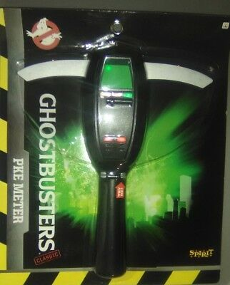 GHOSTBUSTERS PKE Meter (Lights And Sound) Spirit Halloween - GLOBAL SHIPPING