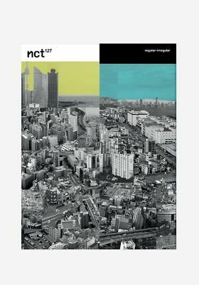 NCT127[NCT#127 Regular-Irregular]1st Album Random CD+Book+Card+etc+Gift+Tracking