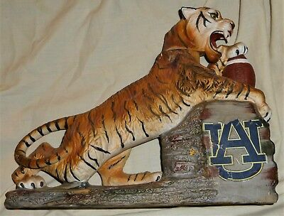 Auburn University Whiskey Decanter Commonwealth Distillery 1979