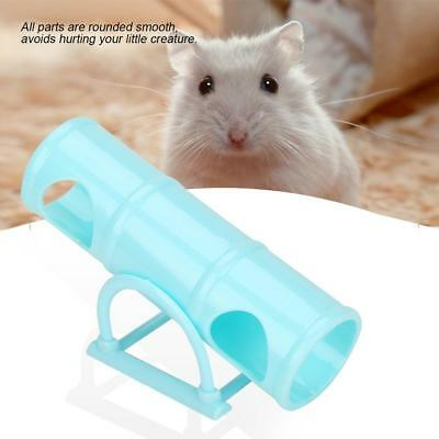 Animal Tunnel Exercise Seesaw Play Tunnel Tube Pet Toy for Rabbit Ferret Hamster