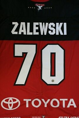 Kölner Haie Trikot 18/19 Pre Season THIRD, #70 ZALEWSKI Game-Worn Gr. XL