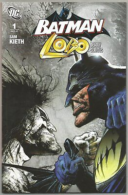 Batman/Lobo #1-2 VF/NM