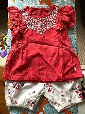 joules girls 18-24 months