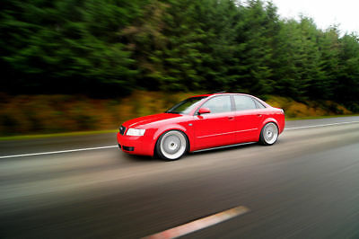 Audi A4 B6 B7 - Side Skirts DTH Rare / S Line Look