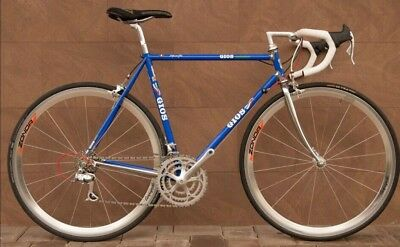 Racing Bicycle GIOS Pro Evolution Compact, RH 53, CAMPAGNOLO Athena 8 Speed