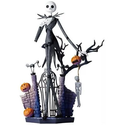 Disney The Nightmare Before Christmas Jack Skellington Poseable Sally Doll Xmas