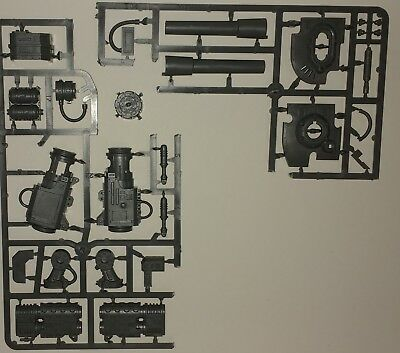 Imperial Knight Thermal Cannon & Rapid-Fire Battle Cannon - New Arm on Sprue