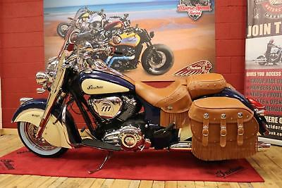 BRAND NEW Indian Chief Vintage MANAGERS SPECIAL 2017 model