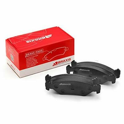 Braxis AA0508 Front Brake Pads, Set of 4