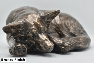German Shepherd  Pet Memorial Ashes Urn
