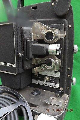 Bell & Howell Autoload 8 mm Model 256EX Projector