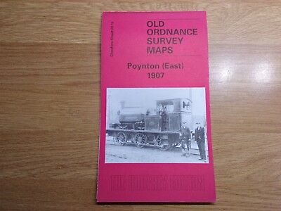 Old Ordnance Survey Maps The Godfrey Edition Poynton East 1907