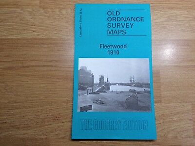 Old Ordnance Survey Maps The Godfrey Edition Fleetwood 1910
