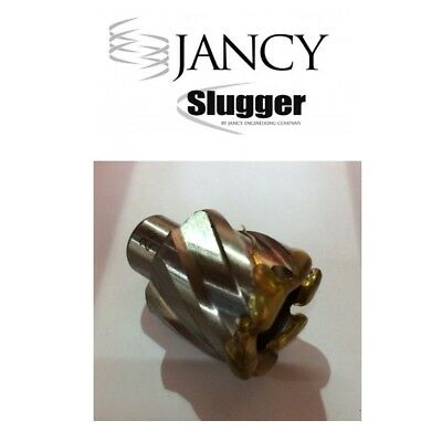 Jancy AirForce Baby Slugger Cutters 22mm / RotaBroach Style Annular Hole Cutter