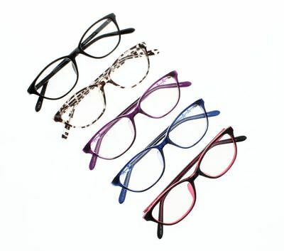 Cat Eye Myopia Glasses 5 Colors Various Strength Nearsighted Ladies Spectacles