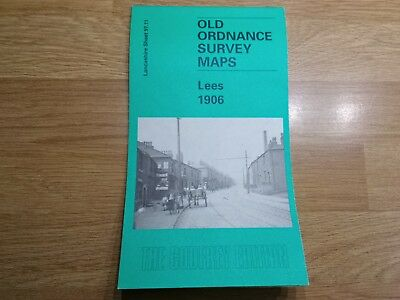 Old Ordnance Survey Maps The Godfrey Edition Lees 1906