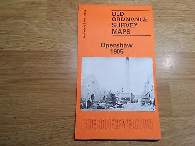 Old Ordnance Survey Maps The Godfrey Edition Openshaw 1905