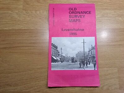 Old Ordnance Survey Maps The Godfrey Edition Levenshulme 1905