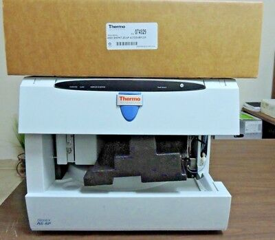 NEW Thermo Scientific Dionex AS-AP Autosampler 074922 HPLC with 074929 ShipKit