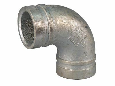 Victaulic GALVANIZED 90-DEGREE ELBOW *USA Brand- 32mm, 40mm, 50mm Or 65mm