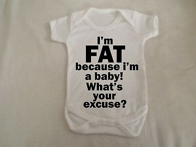 i'm FAT because i'm a baby whats your vest up to 18 months sizes available