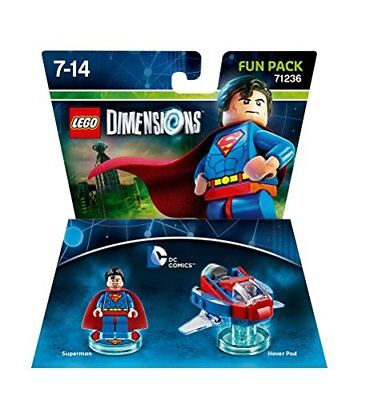 Lego Dimensions Fun Pack DC Superman