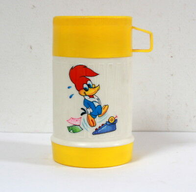 Bouteille thermos Woody Woodpecker vintage