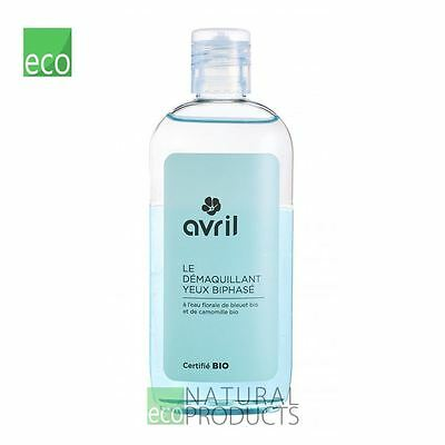 Avril Certified Organic Two-phase Eye Makeup Remover 150ml