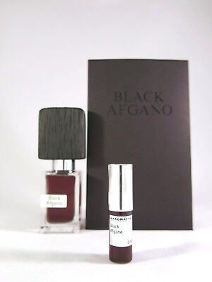 BLACK AFGANO by Nasomatto - Extrait de Parfum - 5ml - sample  - 100% GENUINE