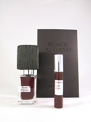 BLACK AFGANO by Nasomatto - Extrait de Parfum - 10ml - sample  - 100% GENUINE