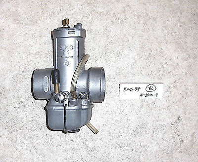 1970S VINTAGE SPANISH BING 54 CARBURETOR #M-1100-4 (36), BEAUTY w/ISSUE  (#BNG25)