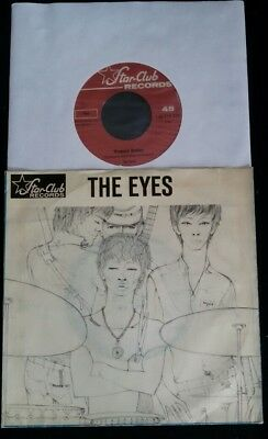 The Eyes She Star-Club 148519 STF, Klaus Voormann Cover