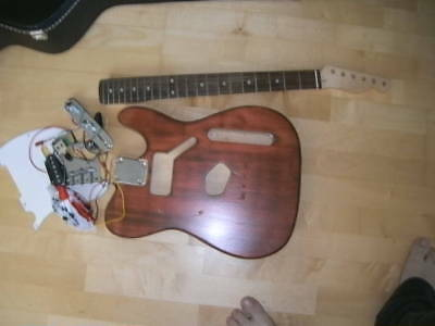 Telecaster Partscaster