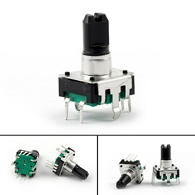 Rotary Encoder With Switch EC12 Audio Digital Potentiometer 15mm Handle