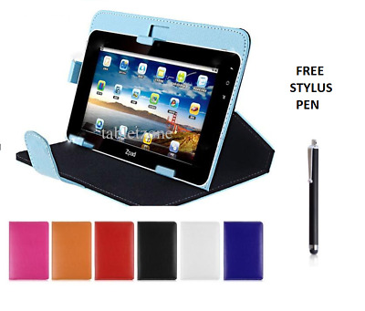 "Universal Magnetic Flip Case Cover Fits 10""/10.1""inch Android & Windows Tablets"