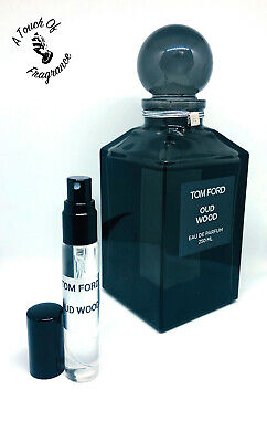 TOM FORD - Oud Wood- Eau de Parfum - 10ml - sample size - 100% GENUINE