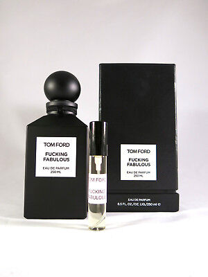TOM FORD - Fucking Fabulous- Eau de Parfum - 10ml - sample size - 100% GENUINE