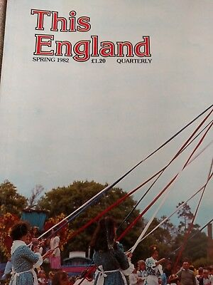 This England Magazines In Binder. Perfect used condition
