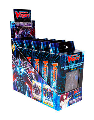 vanguard deck italiano  VENDICATORE DEL PURGATORIO CARDFIGHT! VANGUARD Trial Deck Mazzo ...