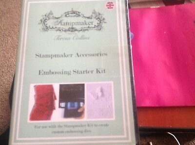 Craft Embossing Starter Kit by Stampmaker
