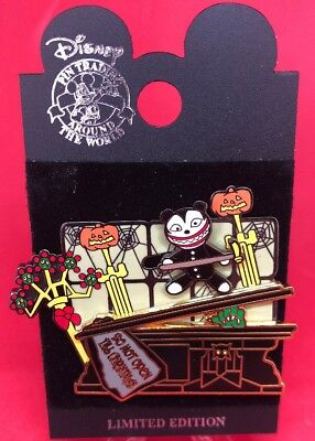 Disney Haunted Mansion Pin 2003 . Limited Edition Of 3,500 .