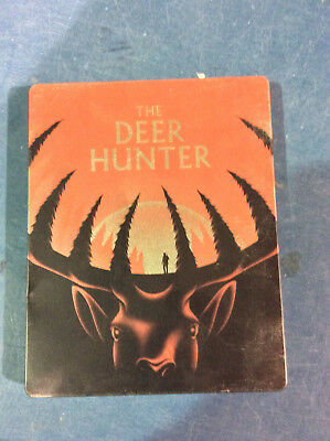 The Deer Hunter - Limited Edition Steelbook [Blu-ray] AS IS!!(e)