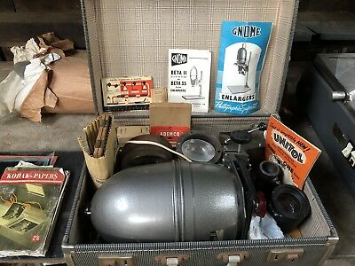 1950's Gnome Photographic Enlarger