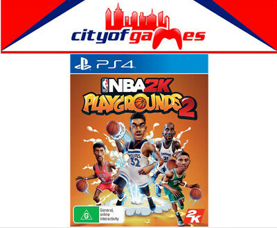 NBA 2K Playgrounds 2 PS4 Game Brand New In Stock