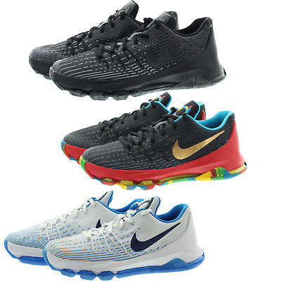 152db55cd303 Nike 768867 Kids Youth Boys Girls KD VIII 8 Low Top Athletic Shoes Sneakers