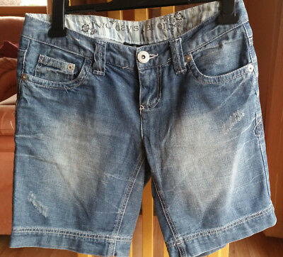 *** Colours of the World*** Jeans Shorts  TOP!   GR.38