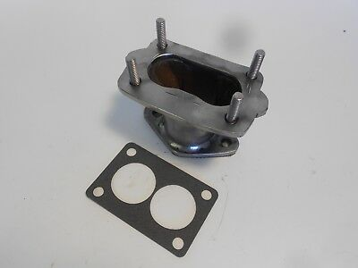4 Bolt Holley 21101 Carburetor Adapter to Ford 223 One Barrel Intake Manifold